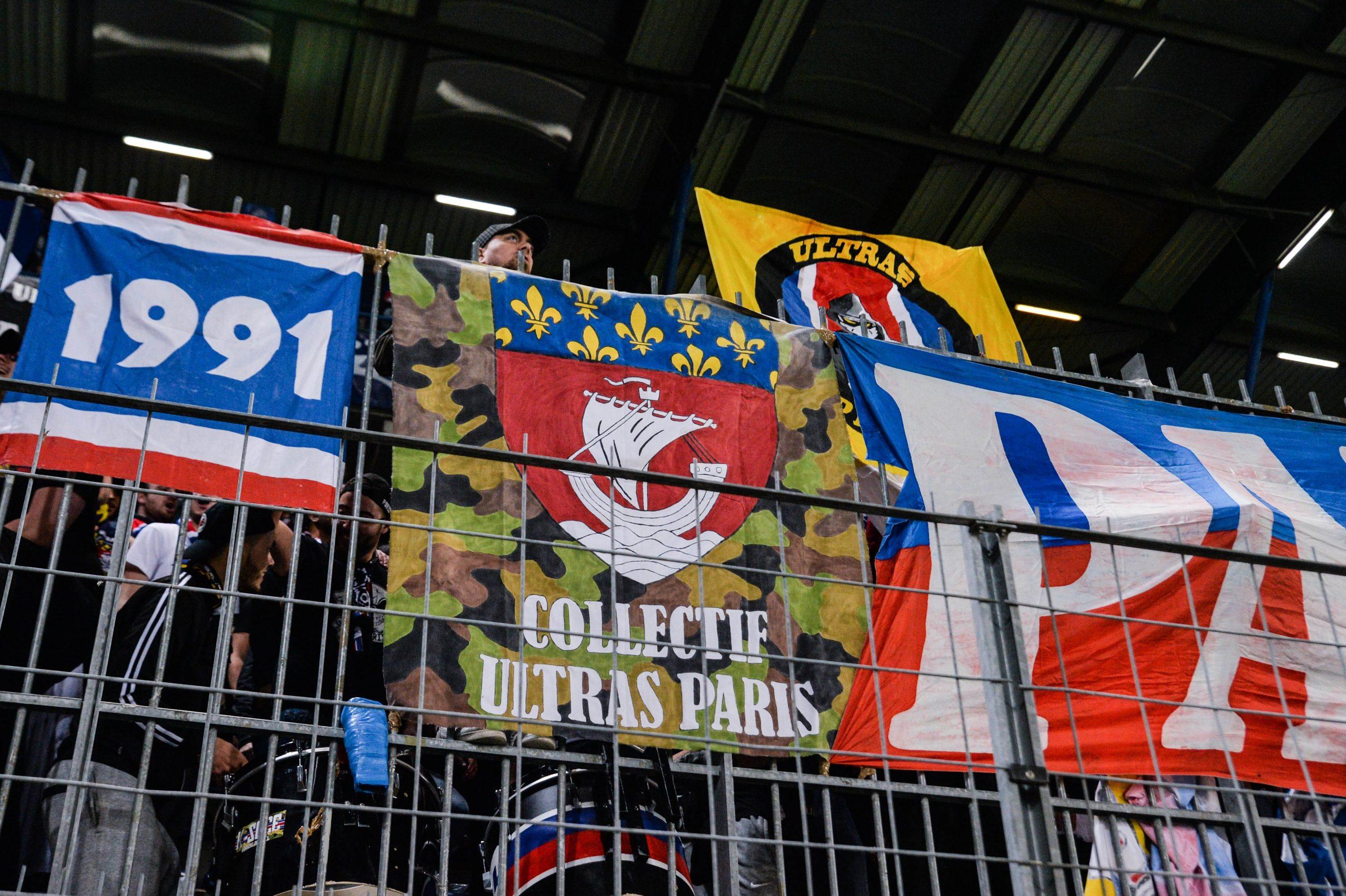 Lille/PSG - Le CUP a encouragé les joueurs au Bourget avant le départ