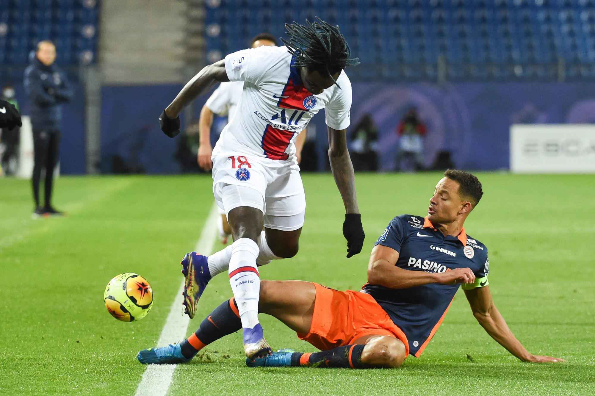 """Montpellier/PSG - Congré regrette les """"occasions"""" manquées, mais reconnait """"la maîtrise"""" parisienne"""