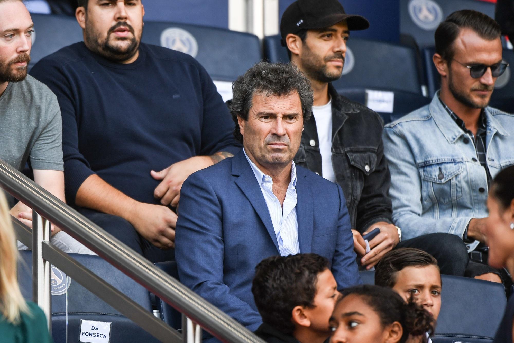 """Da Fonseca """"Les sept autres joueurs du PSG doivent être les garants de l'organisation"""""""