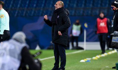 Montpellier/PSG - Der Zakarian regrette le manque d'un efficacité alors que le 2-1 était possible