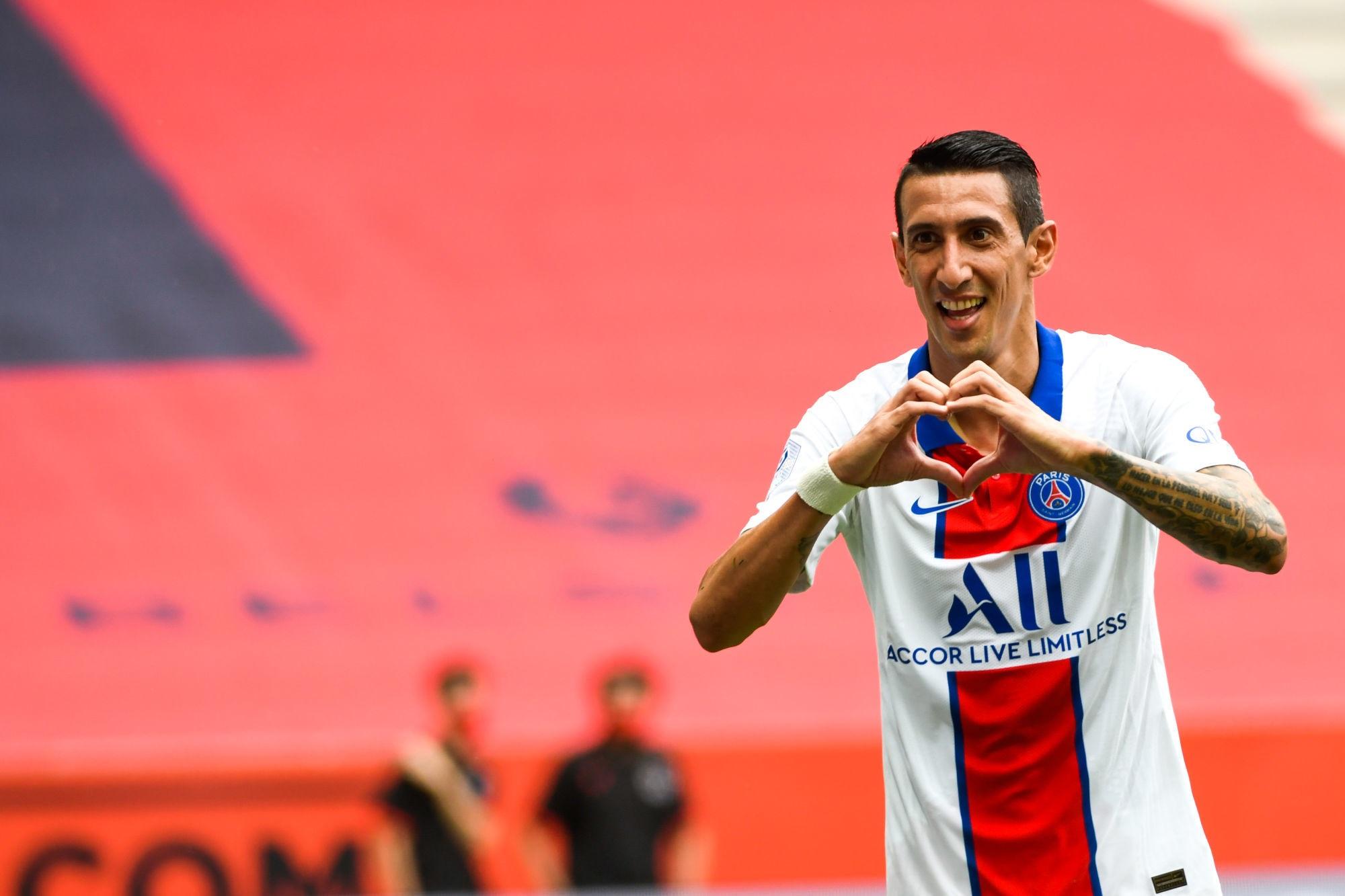 """Di Maria place Pochettino dans son équipe """"de légende"""" du PSG"""