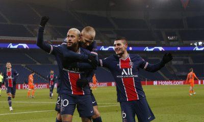 Les images du PSG ce mercredi: Belle victoire face à Istanbul, 1e du groupe!