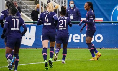 PSG/Le Havre - Les Parisiennes s'imposent largement avec un quadruplé de Katoto