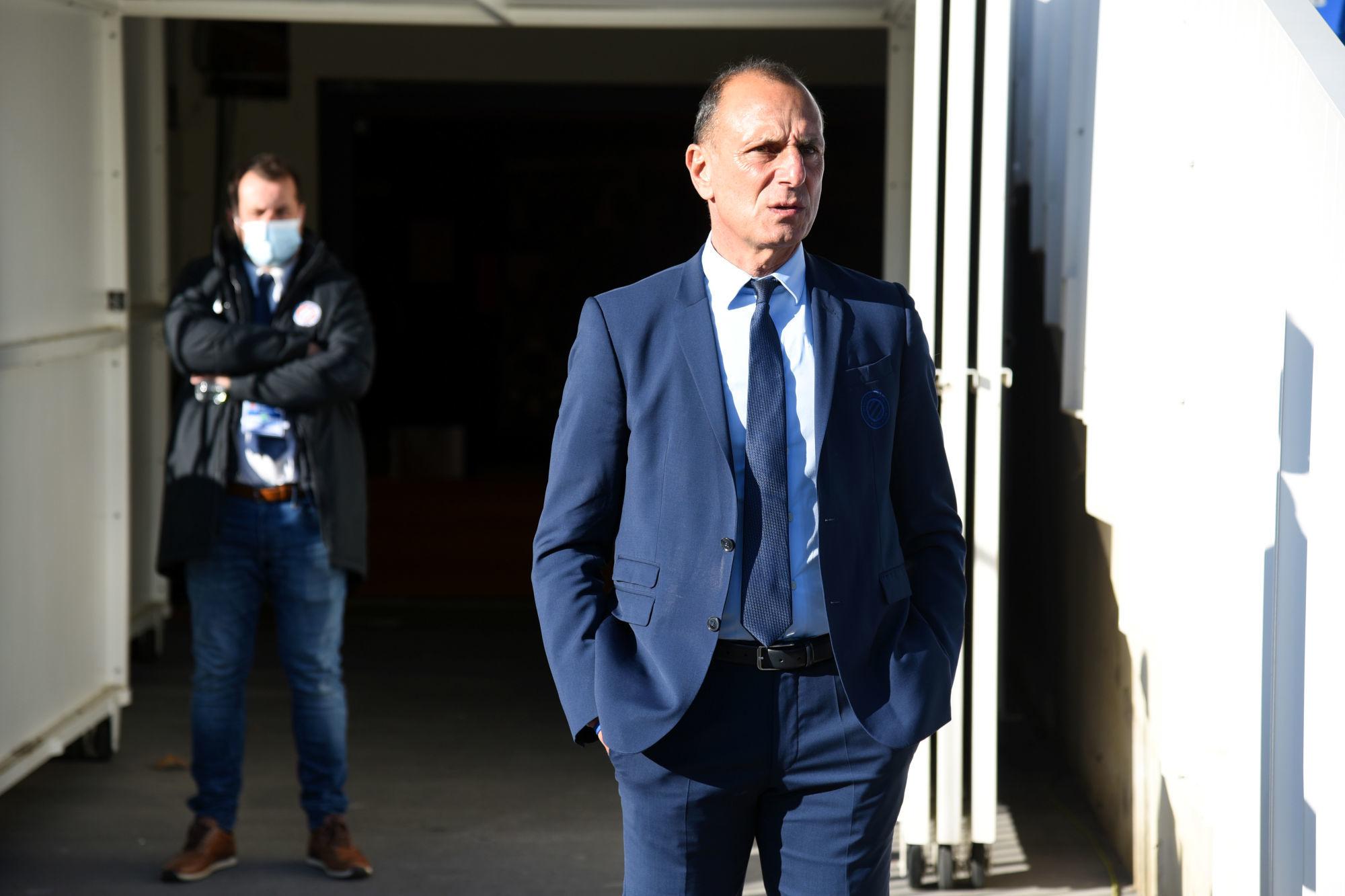 """Montpellier/PSG - Der Zakarian est clair """"on va tout faire pour gagner le match"""""""