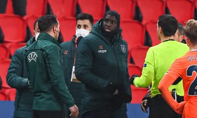 PSG/Istanbul - Timothy Weah «fier» de l'attitude de Demba Ba