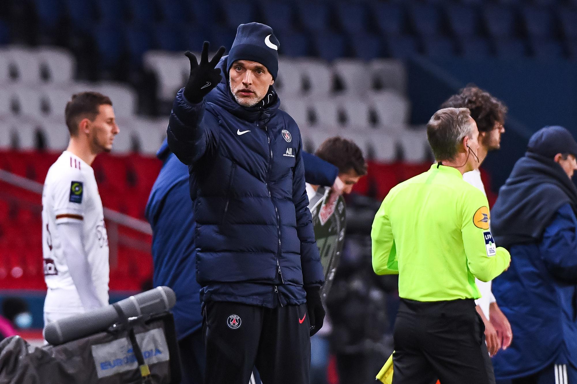 Tuchel au PSG «est un échec» dans le «style de jeu mis en place», selon Rothen