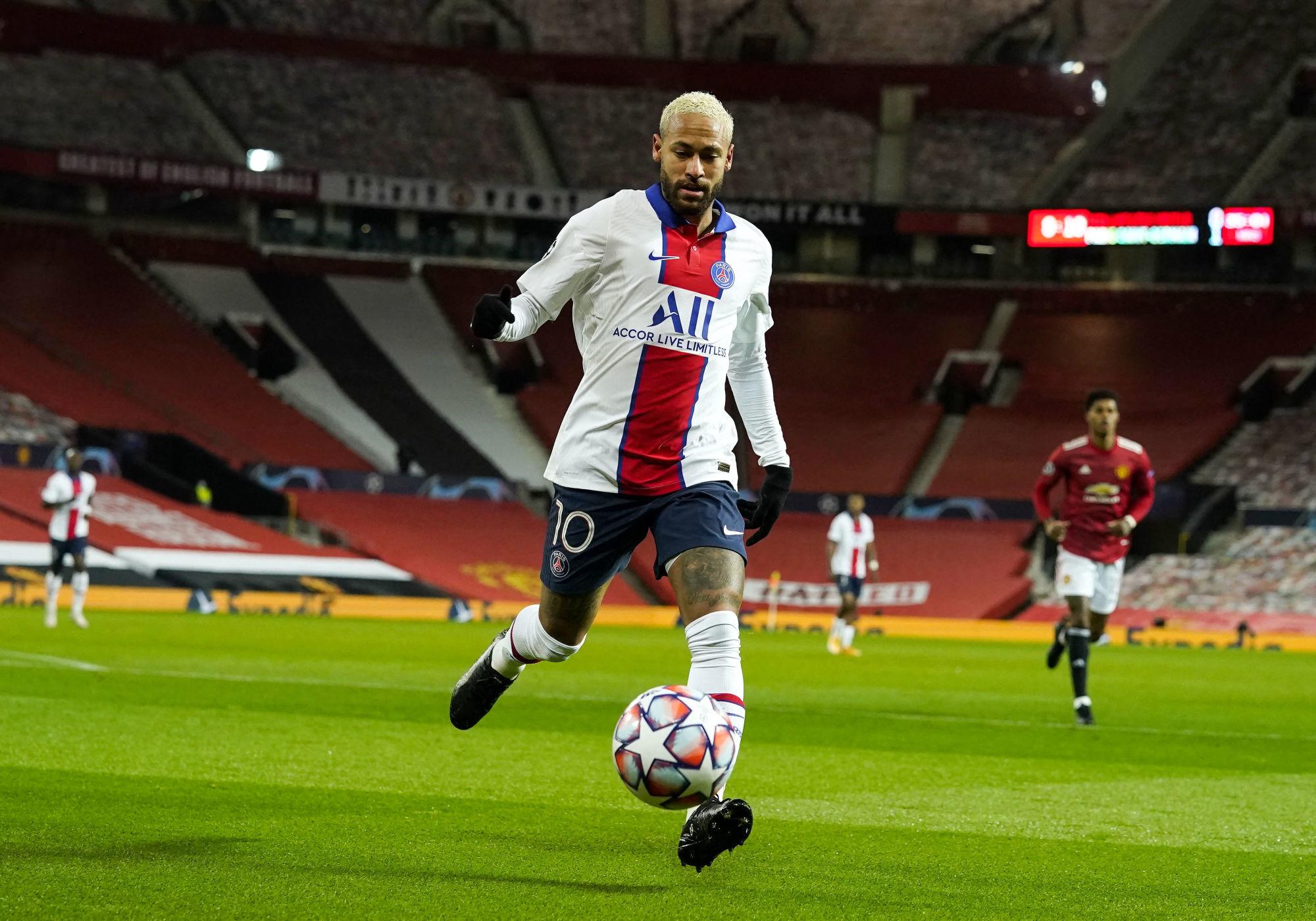 Montpellier/PSG - Neymar ne sera pas dans le groupe, selon Le Parisien