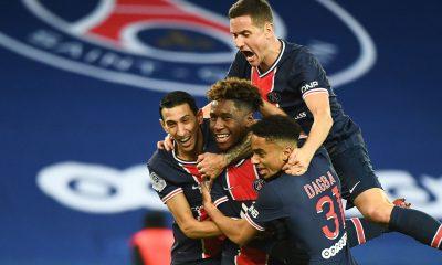 Pembélé «très content d'avoir marqué» avec le PSG