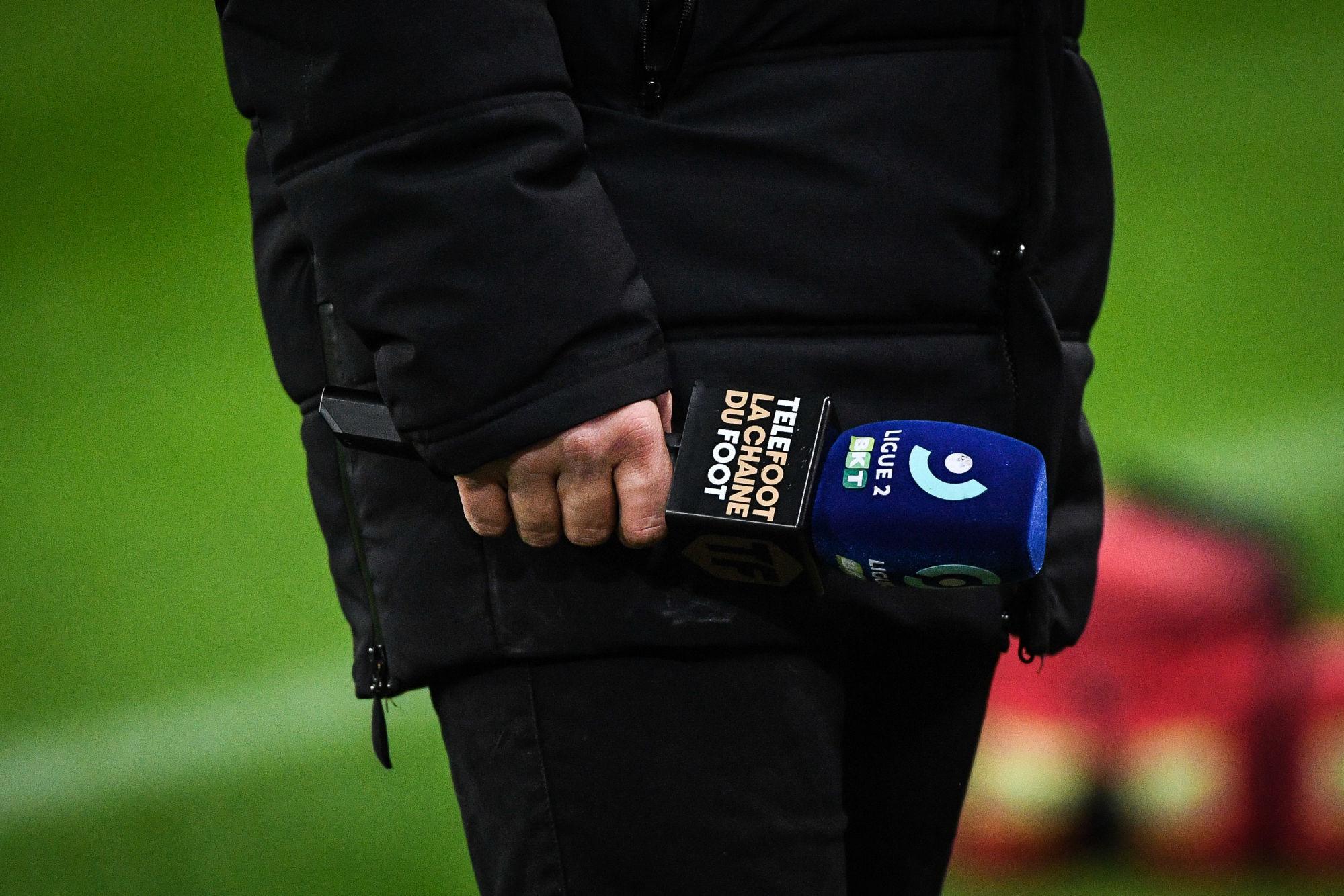 """Téléfoot diffusera la Ligue 1 et la Ligue 2 """"a minima jusqu'au 10 janvier inclus"""""""