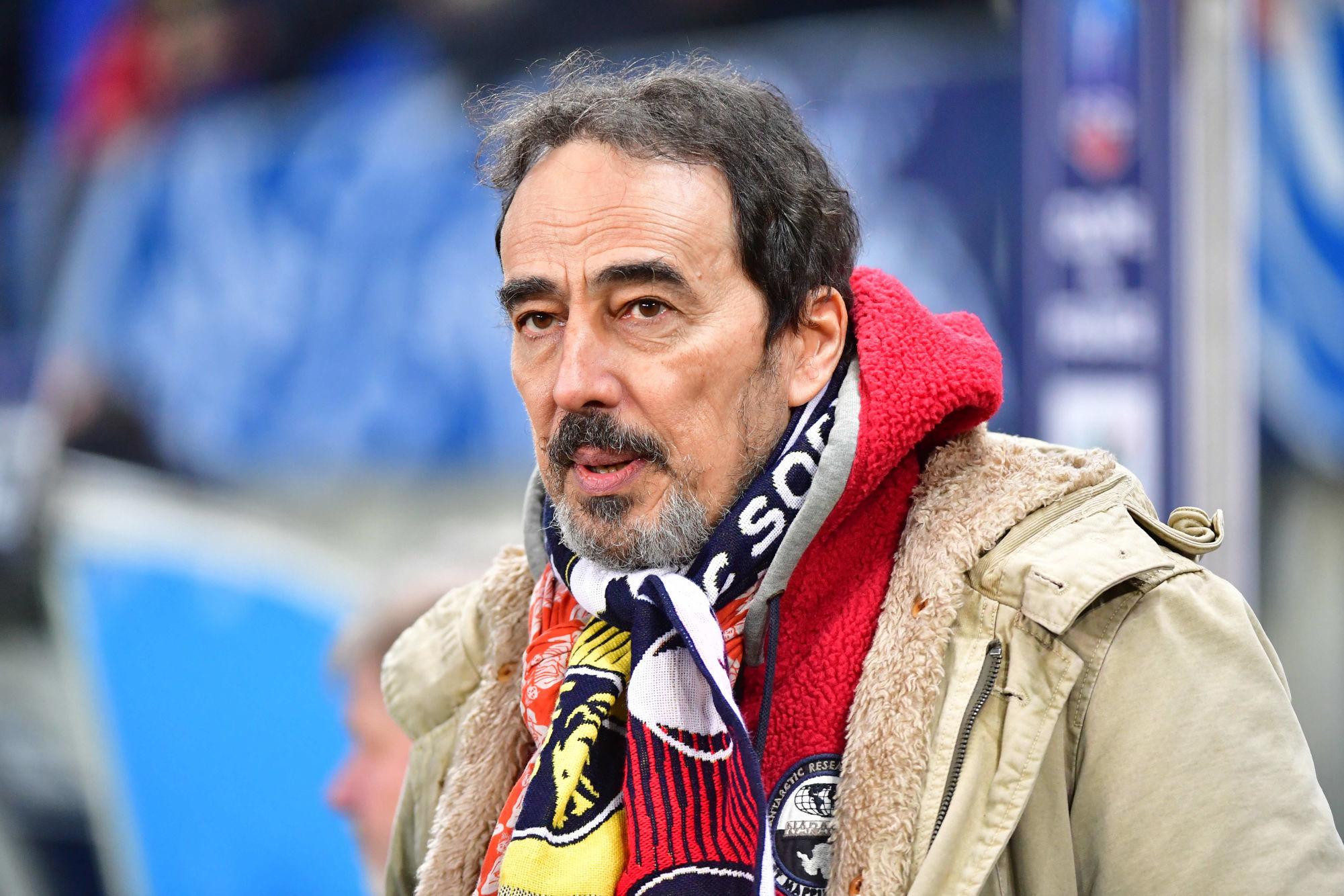 """Roustan évoque la course aux premières places en Ligue 1 alors que """"les petits sont encore plus petits"""""""