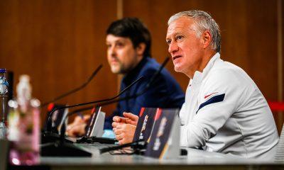 Deschamps revient sur les incidents de PSG/Istanbul et la réaction des joueurs