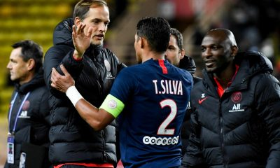 Thiago Silva cite Tuchel parmi les entraîneurs qui l'ont le plus inspiré dans sa carrière