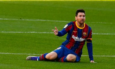 """Bruno Satin ne voit pas Messi signer au PSG """"ça n'aurait pas de sens."""""""