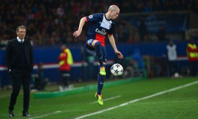 """Jallet retient """"énormément de bonnes choses"""" de son passage au PSG"""