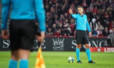 PSG/Lorient - Hamel désigné arbitre du match, beaucoup de cartons et de penaltys