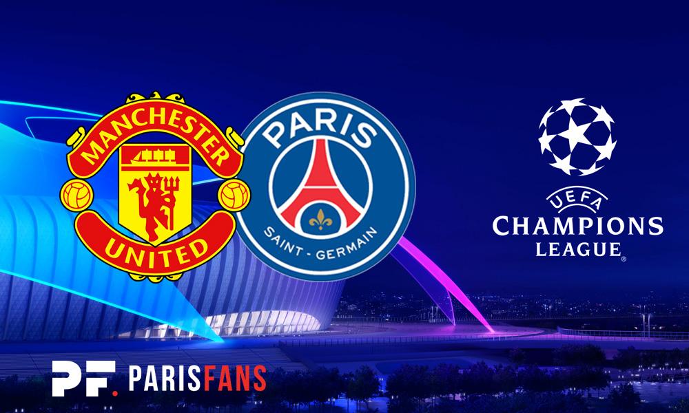Manchester United/PSG - Chaînes et horaire de diffusion