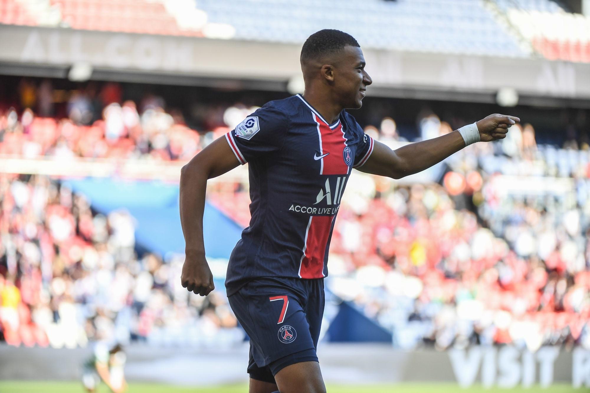 Ligue 1 - Mbappé est le joueur le plus décisif du championnat à la mi-saison