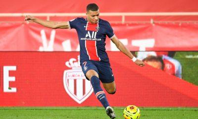 L'ouverture du score de Mbappé contre Monaco élu plus beau but du PSG en novembre