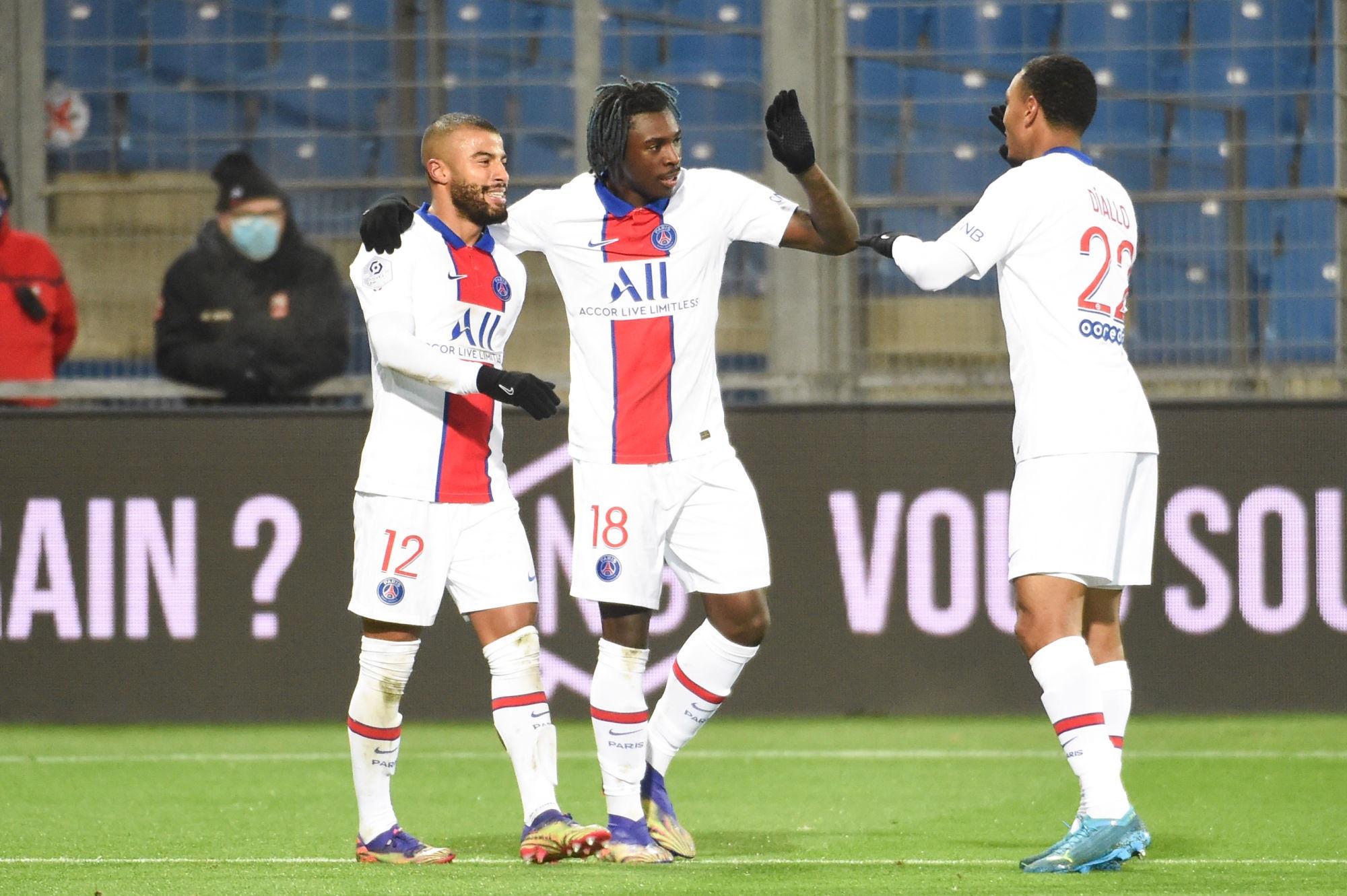 Montpellier/PSG - Qui a été le meilleur joueur du côté parisien selon vous ?