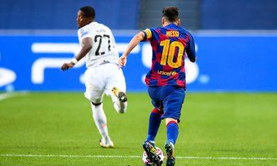 Les votes de Messi aux trophées The Best FIFA 2020 interprétés comme un signe envoyé au PSG