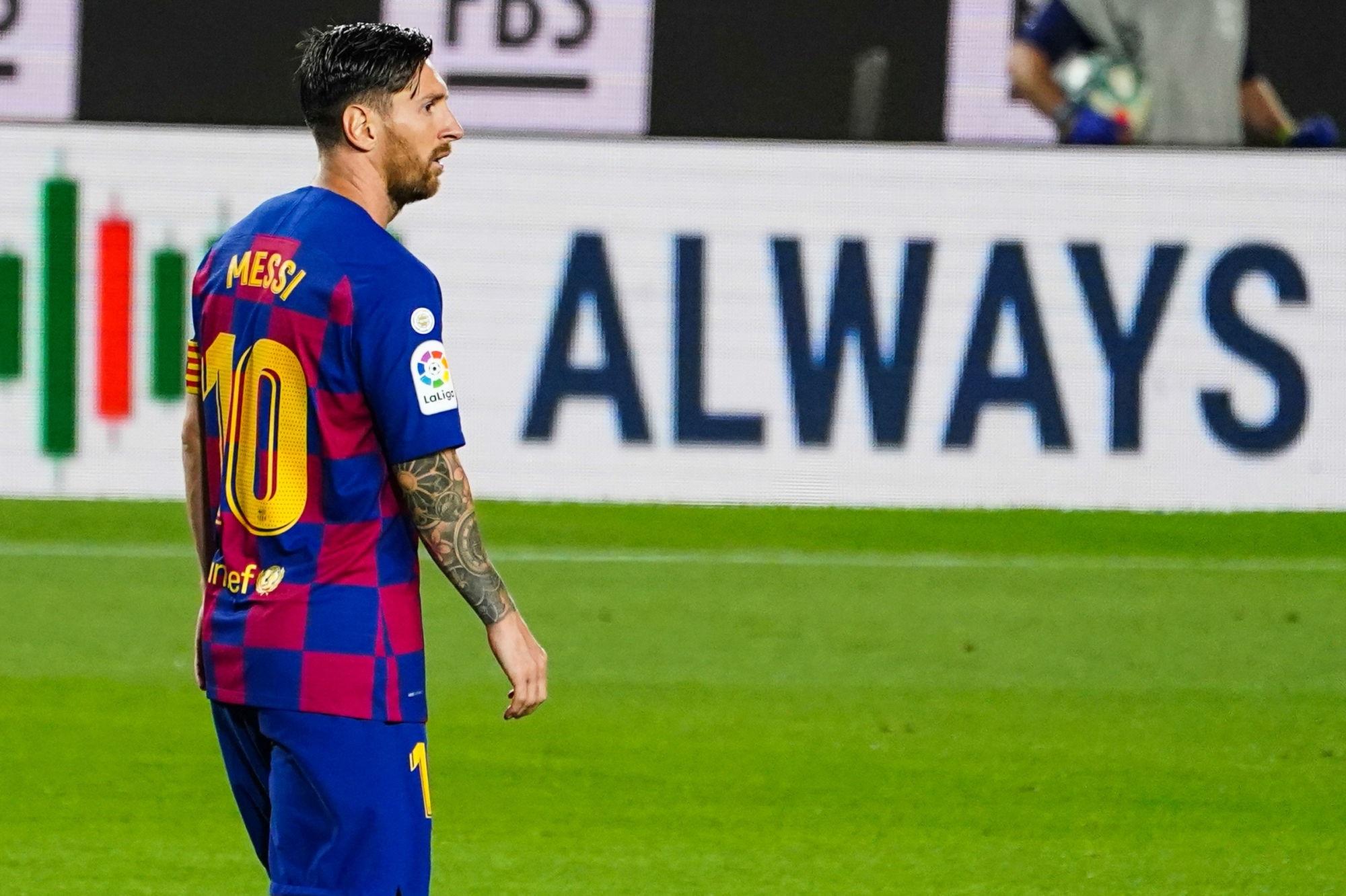 Mercato - Le PSG pense à Messi, mais les priorités sont Neymar et Mbappé selon ESPN