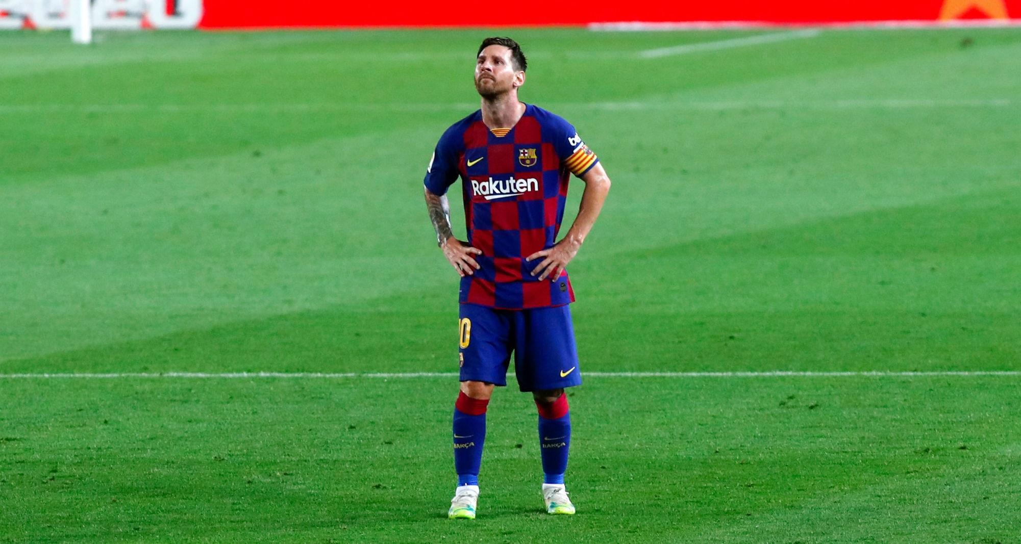Messi évoque son avenir et l'envie de Neymar de rejouer avec lui