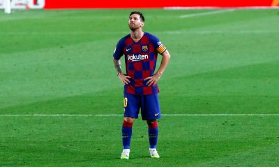 Mercato - Messi négocie avec aucun club pour le moment, indique Goal