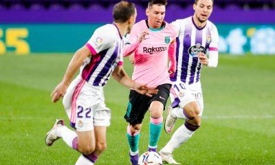 LDC - Le Barça se relance à Valladolid, Messi dépasse Pelé