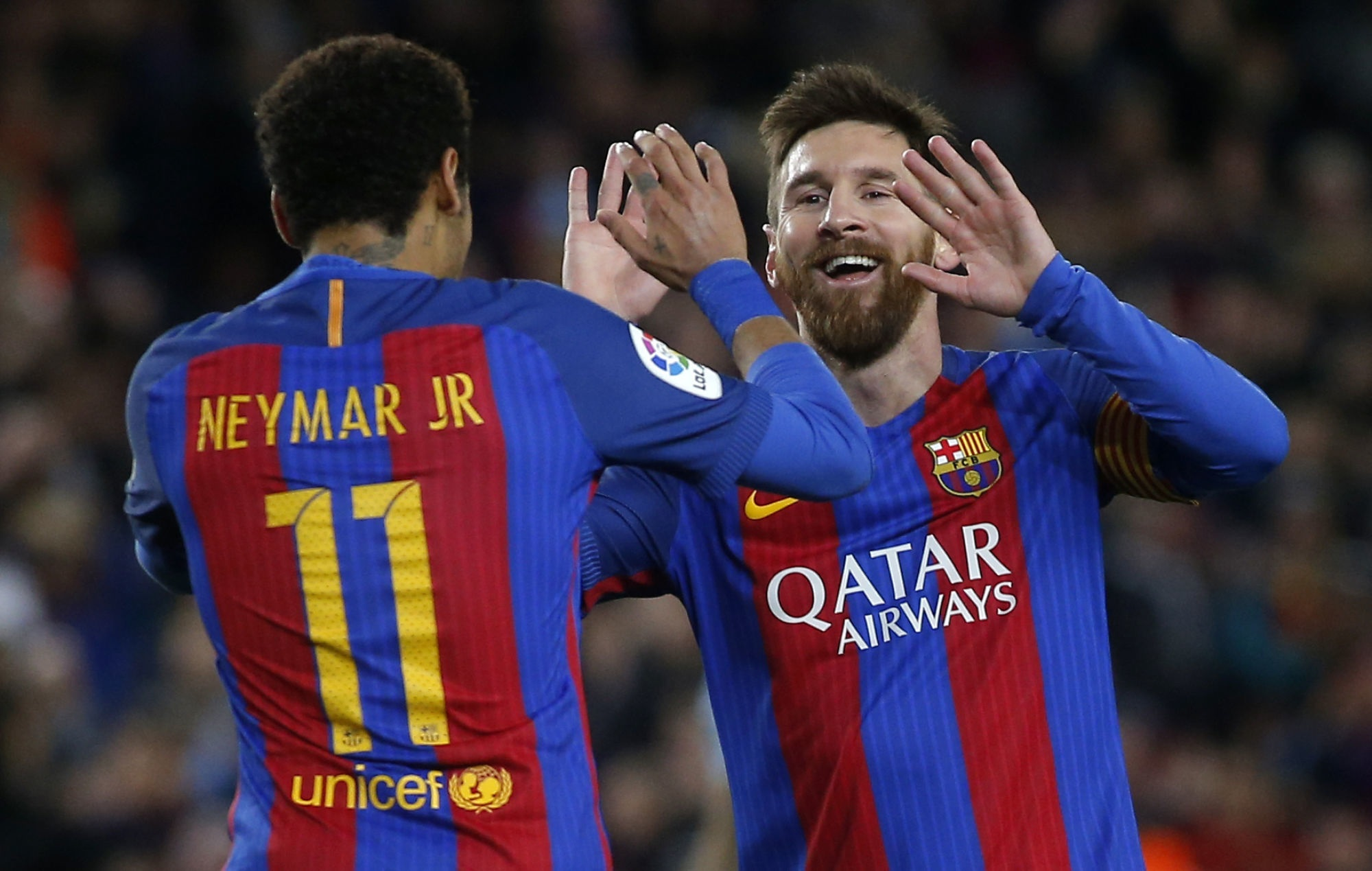 Mercato - L'entourage de Messi dément mettre la pression à Neymar