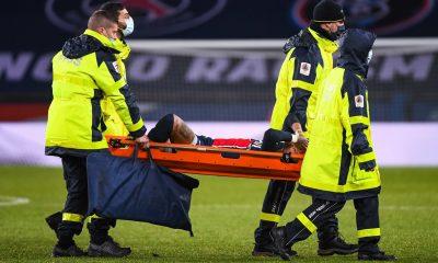 """Neymar, les premières observations """"privilégieraient une grosse entorse"""", selon Canal+"""