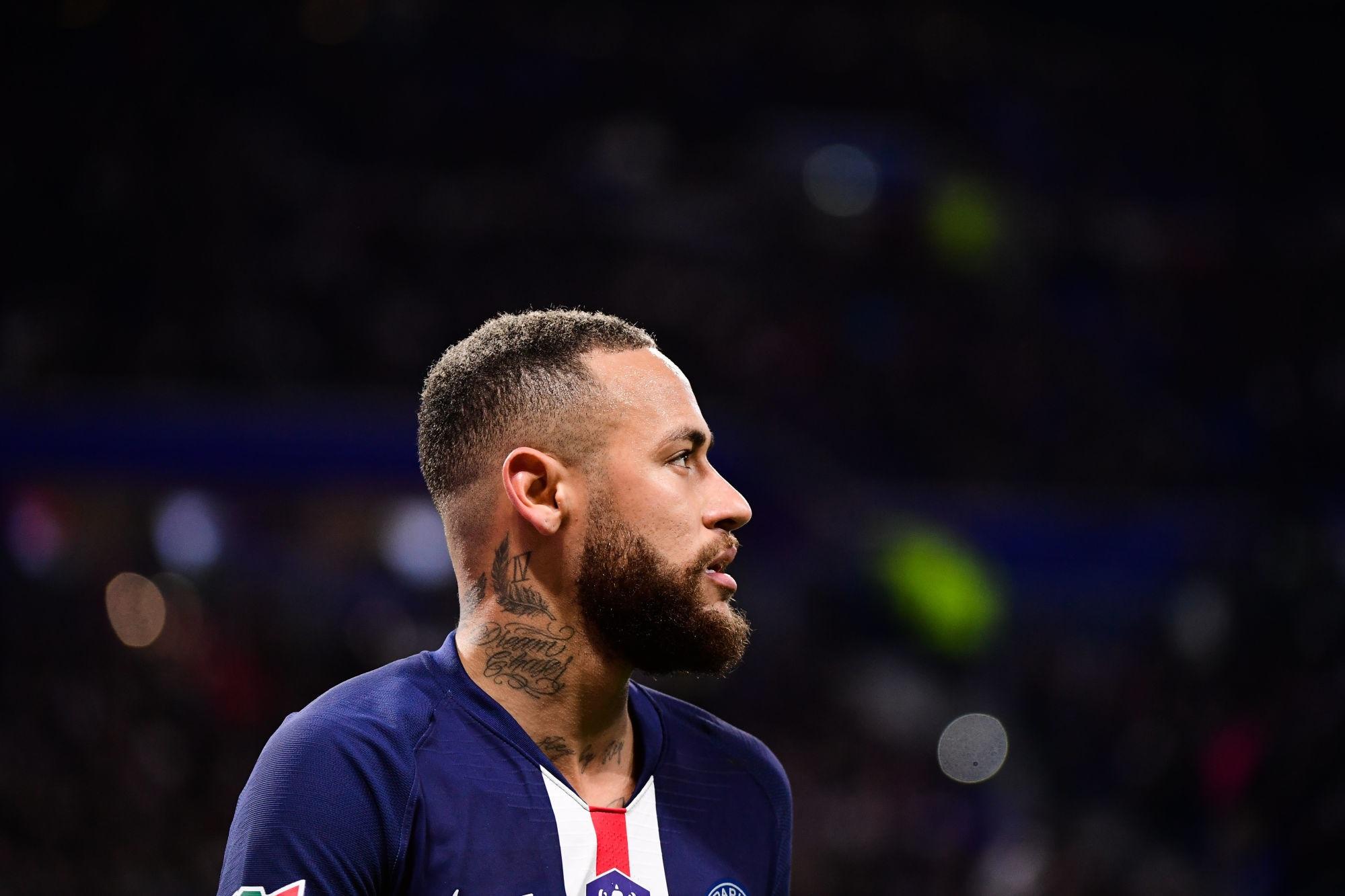 """Hervé Penot affirme que Neymar """"est un enfant"""""""