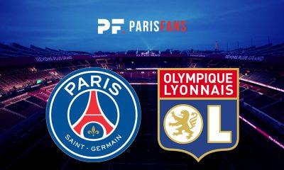 PSG/Lyon - Les équipes officielles : Mbappé, Messi, Di Maria et Donnarumma titulaires