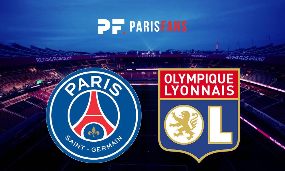 PSG/Lyon - Chaîne et heure de diffusion