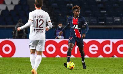 """Pembélé revient sur son premier match en Ligue 1 """"la boule au ventre"""""""