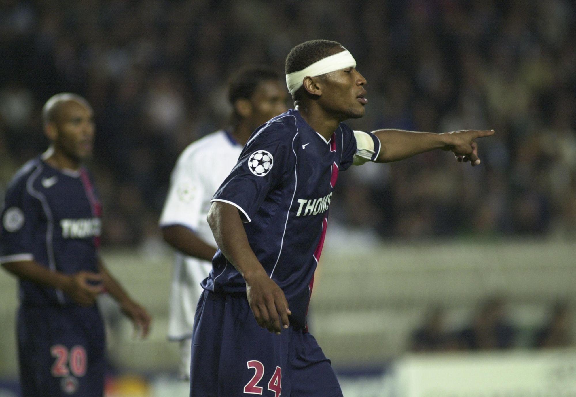 """Pierre Fanfan ne s'inquiète pas pour le PSG """"les numéros 2 doivent être ambitieux"""""""