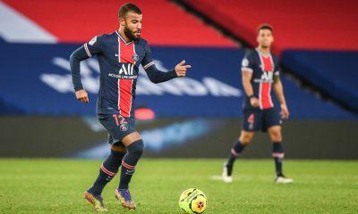 PSG/Lorient - Rafinha élu meilleur joueur parisien par les supporters