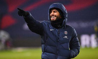 """PSG/Lorient - Rafinha remercie Rico et souligne qu'il se """"sent bien physiquement"""""""