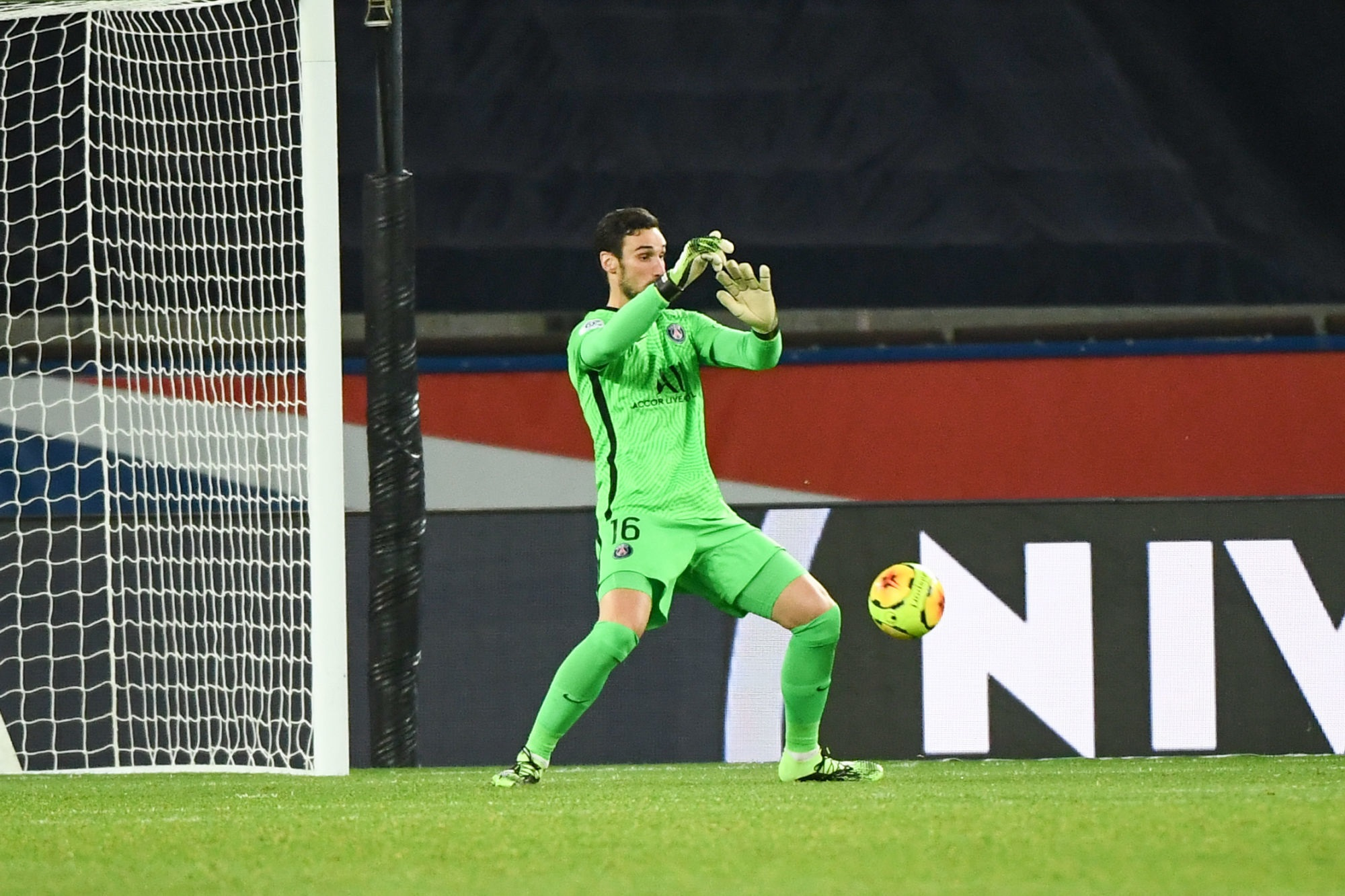 PSG/Lorient - Rico souligne l'importance de la victoire et savoure le clean-sheet