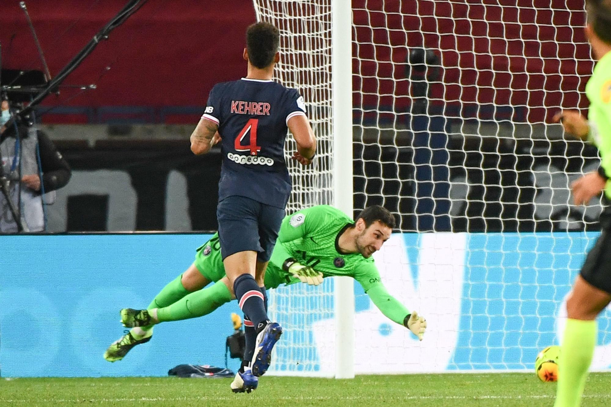 Ligue 1 - Un joueur du PSG dans l'équipe-type de la 15e journée de L'Equipe