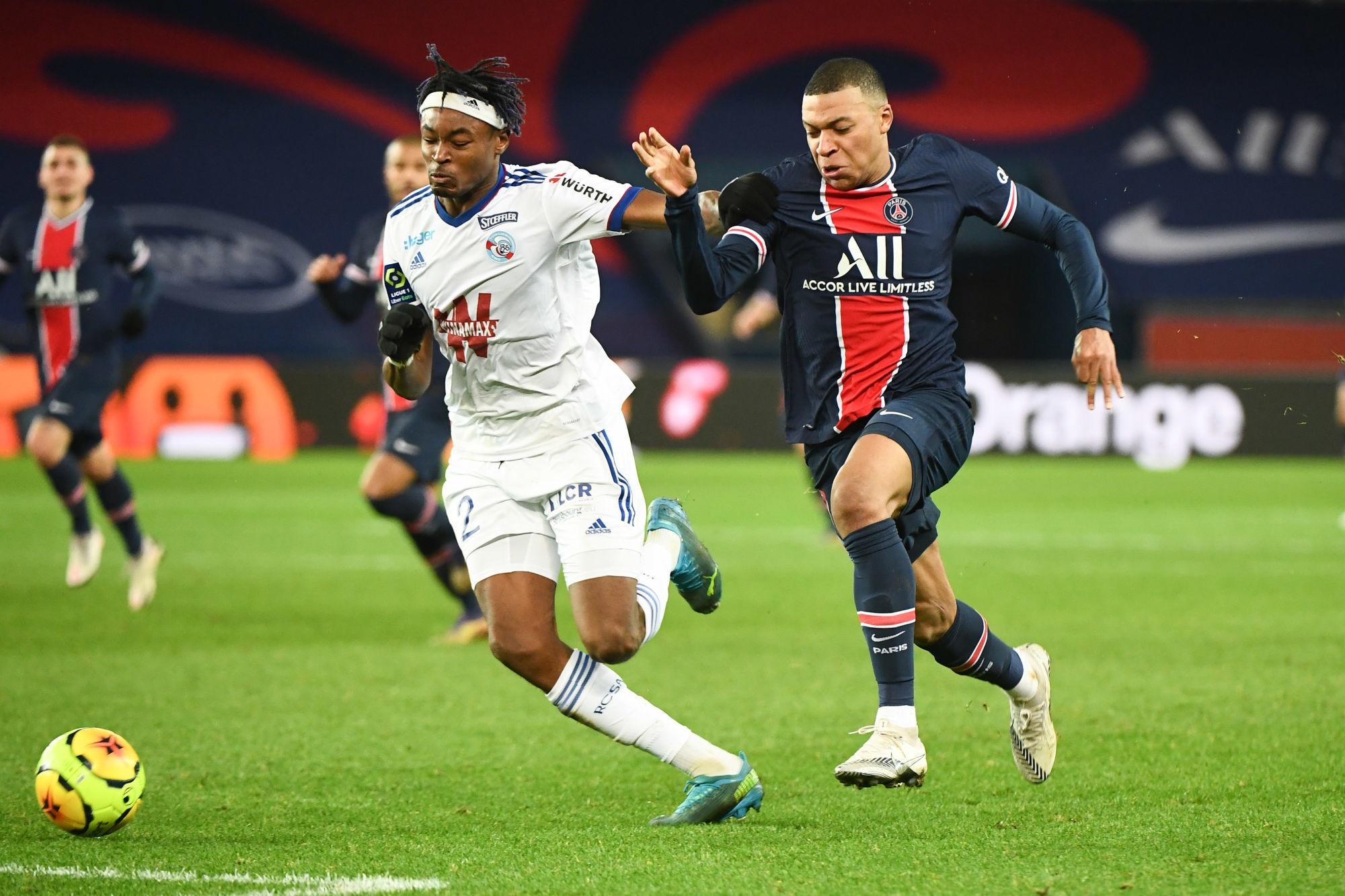 "PSG/Strasbourg - Simakan évoque un match ""un peu honteux"""
