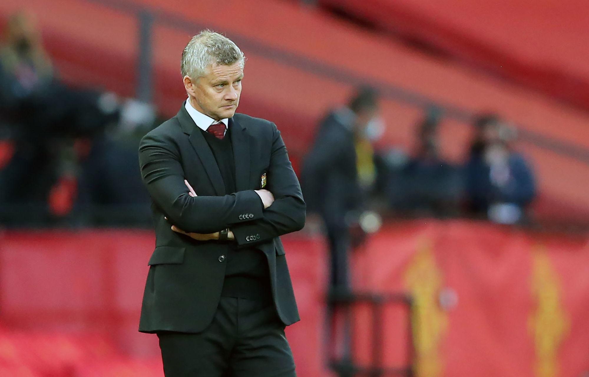Manchester United/PSG - Solskjaer évoque son groupe, l'objectif et Cavani