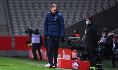 """Lille/PSG - Tuchel est """"très content de la performance"""" et souligne la fatigue"""