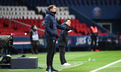 """PSG/Lorient - Tuchel """"On a eu de la chance, mais cette fin d'année est un peu difficile."""""""