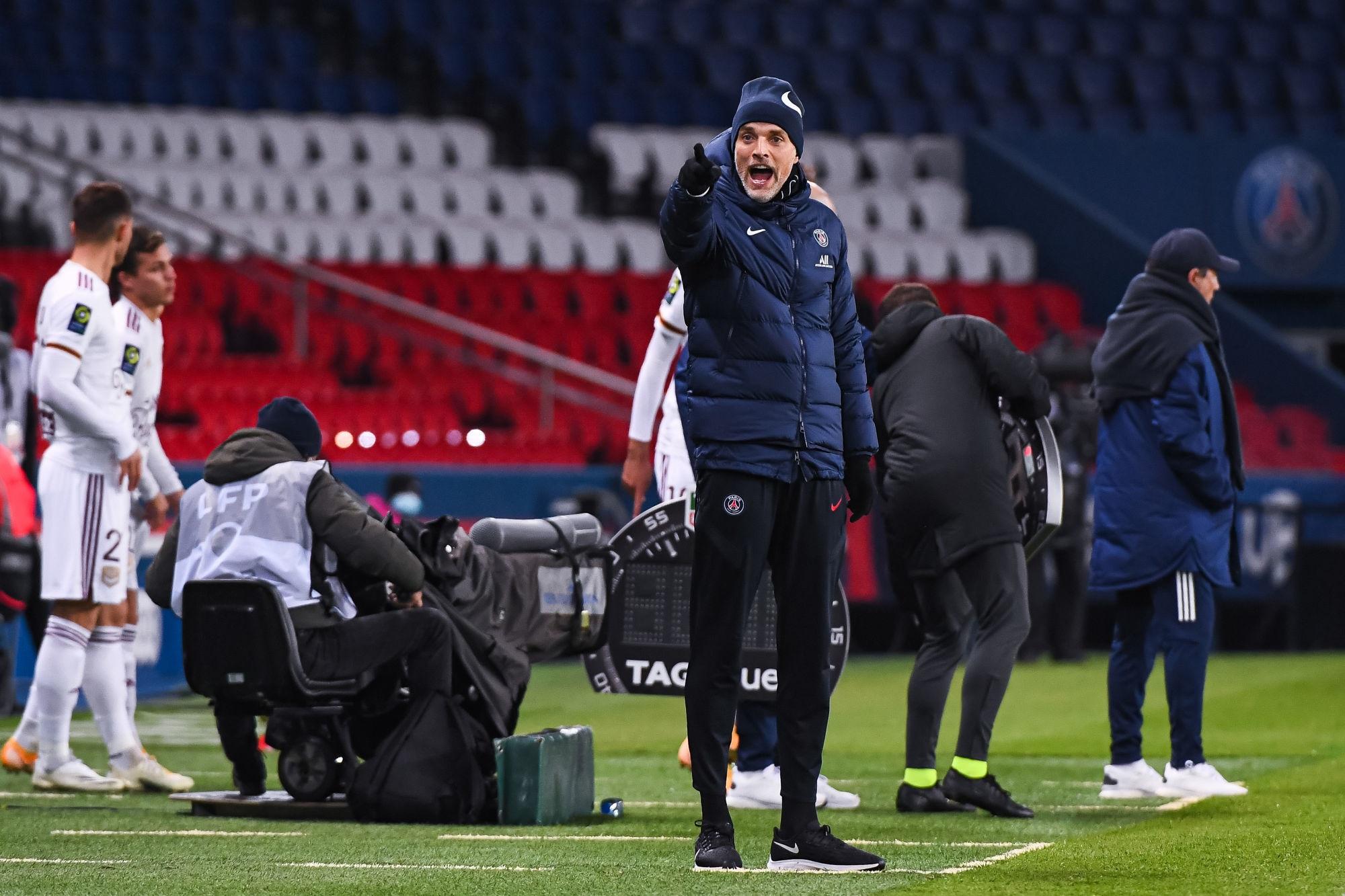 Le Parisien évoque le discours de Tuchel auprès des joueurs et leur état d'esprit avant Manchester