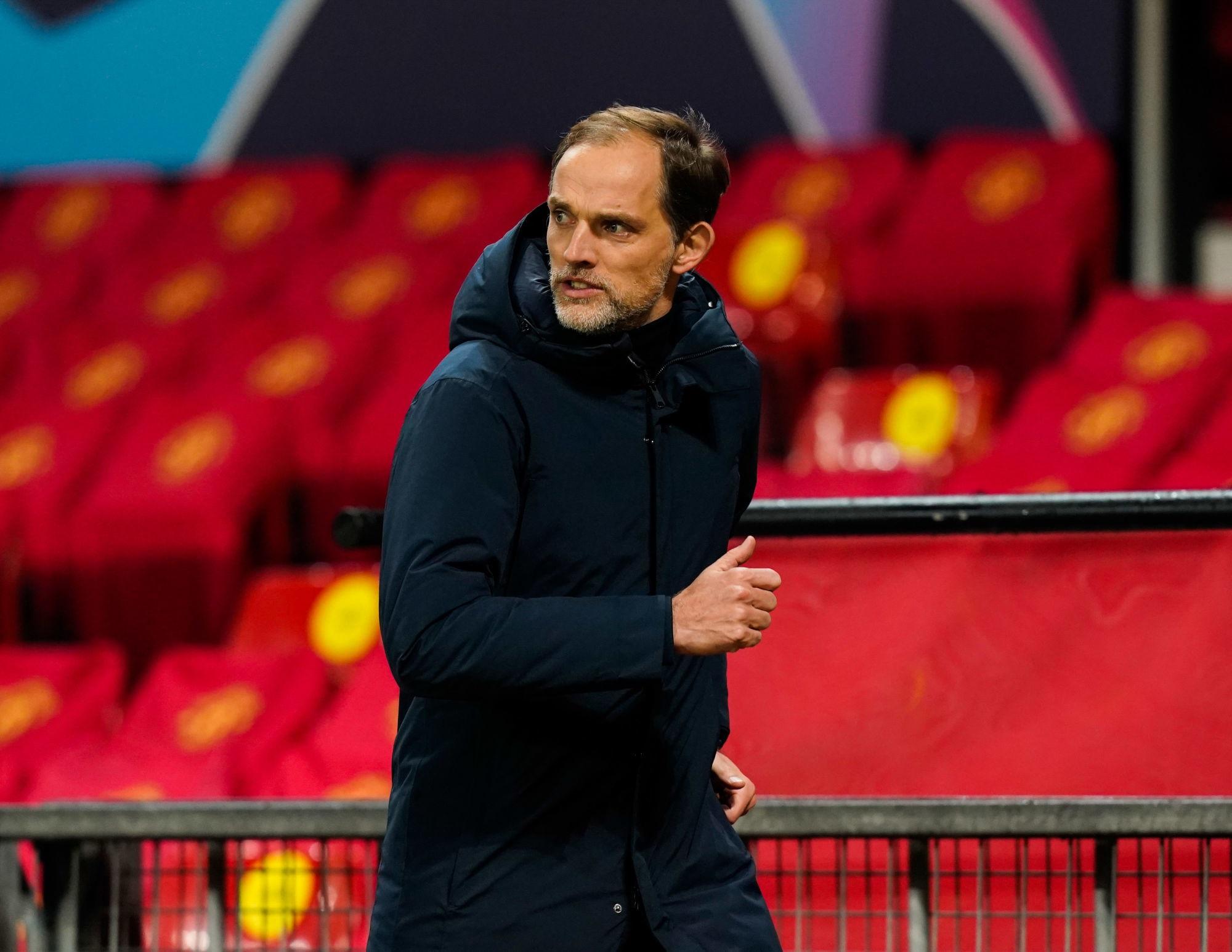 Mercato - Tuchel et Manchester United ont un intérêt mutuel, selon Bild