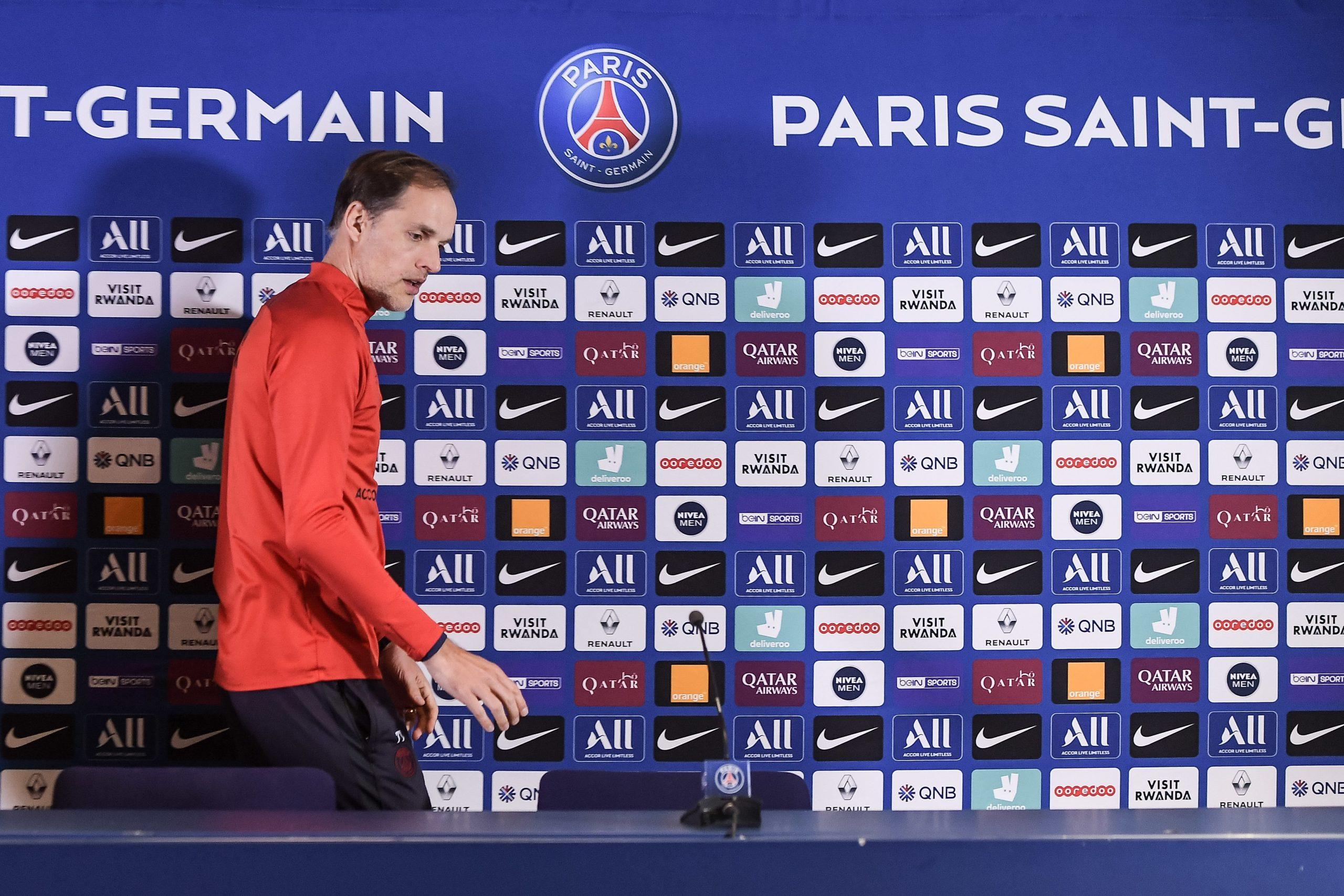 PSG/Lorient - Tuchel évoque Neymar, Houllier, le Barça et la préparation