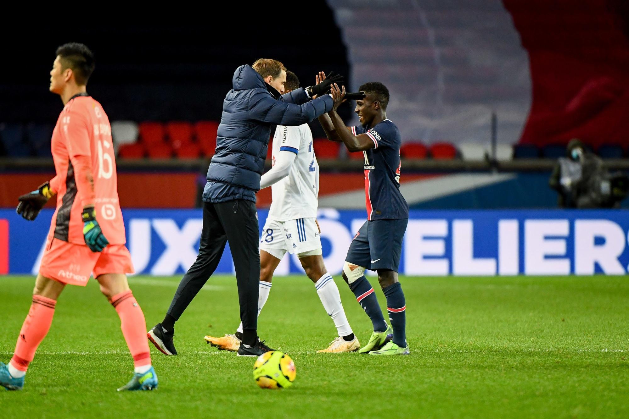 """PSG/Strasbourg - Tuchel est heureux de la victoire et revient sur son interview """"polémique"""""""
