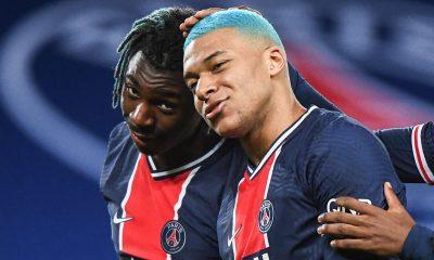 Mancini est heureux de voir Kean s'épanouir au PSG