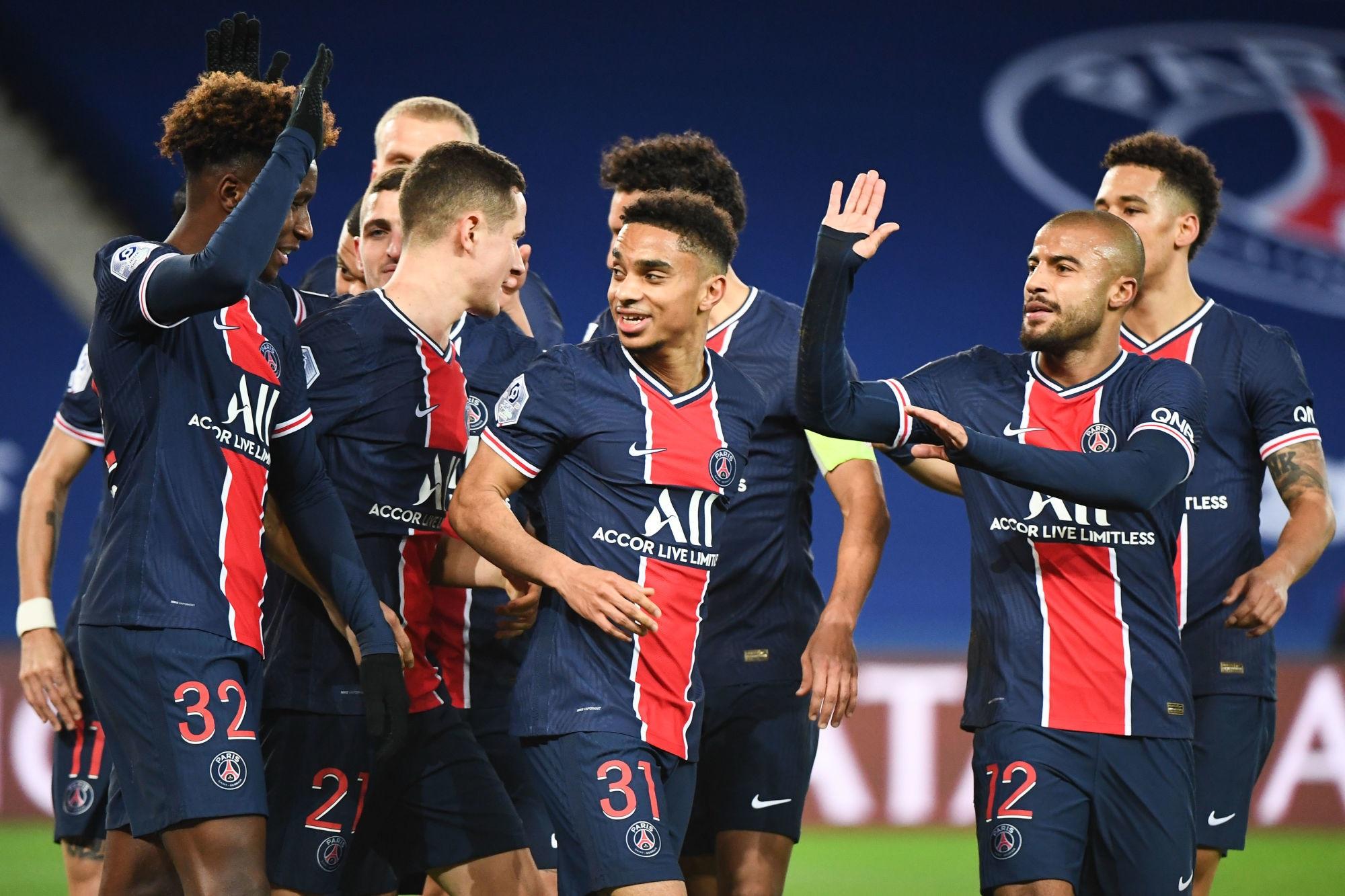PSG/Strasbourg - Rafinha élu de peu meilleur joueur parisien par les supporters