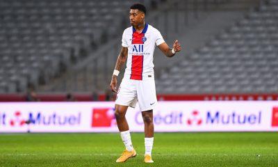 Lille/PSG - Kimpembe élu meilleur joueur parisien par les supporters